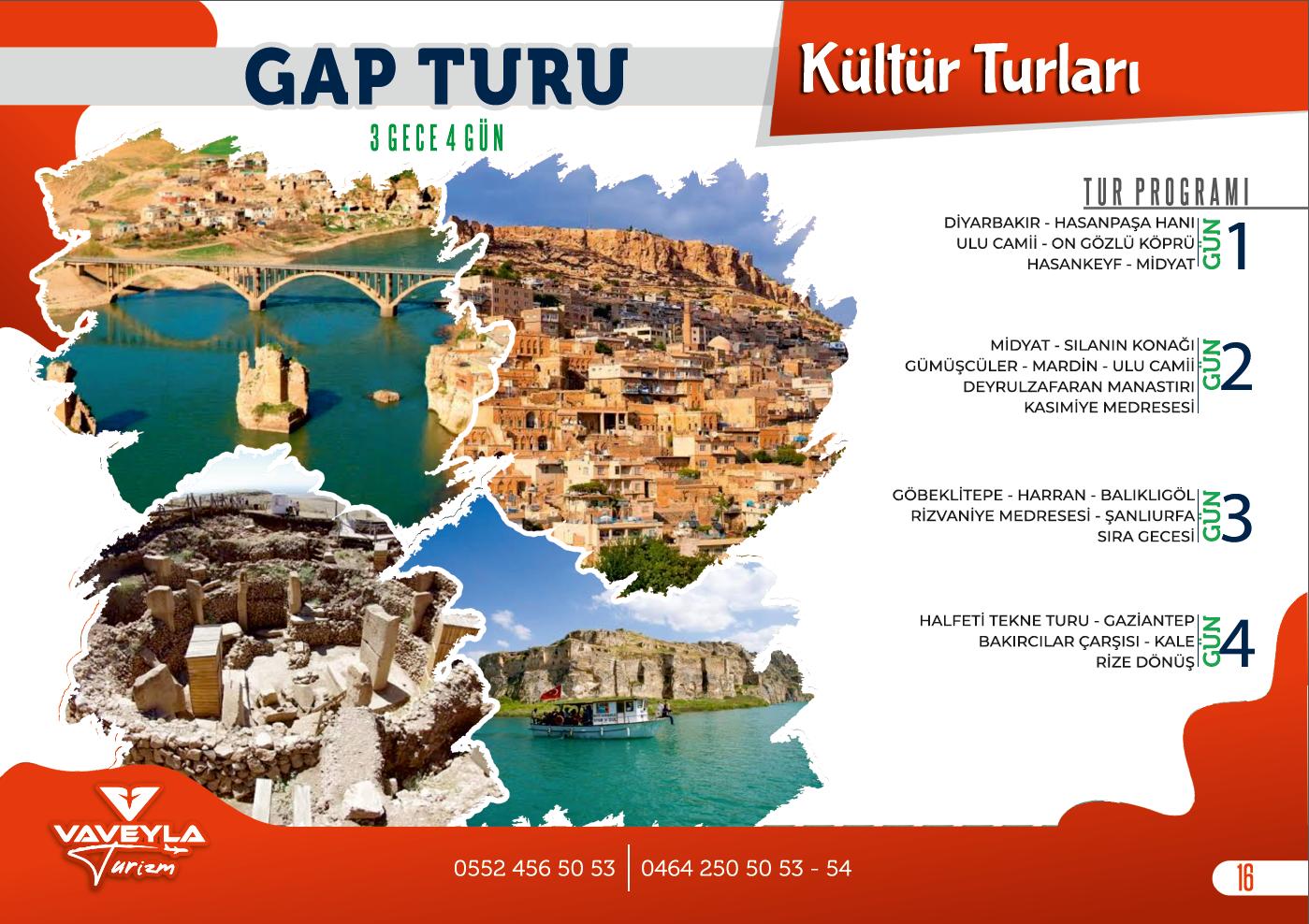 Gap Turu