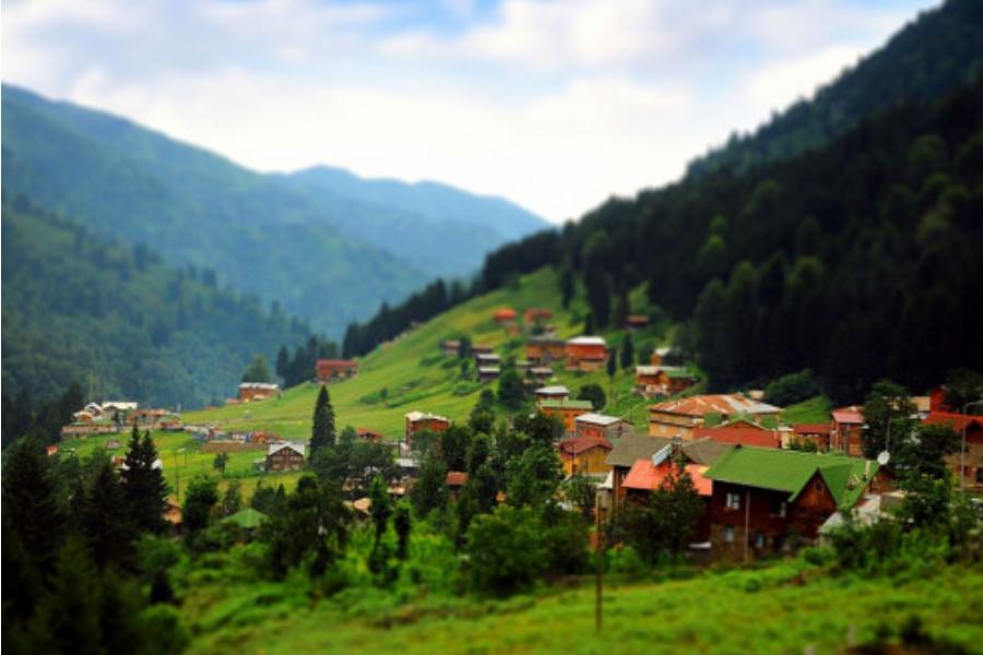 Ayder Yaylası, Zilkale, Palovit Şelalesi, Şenyuva Köyü Turu